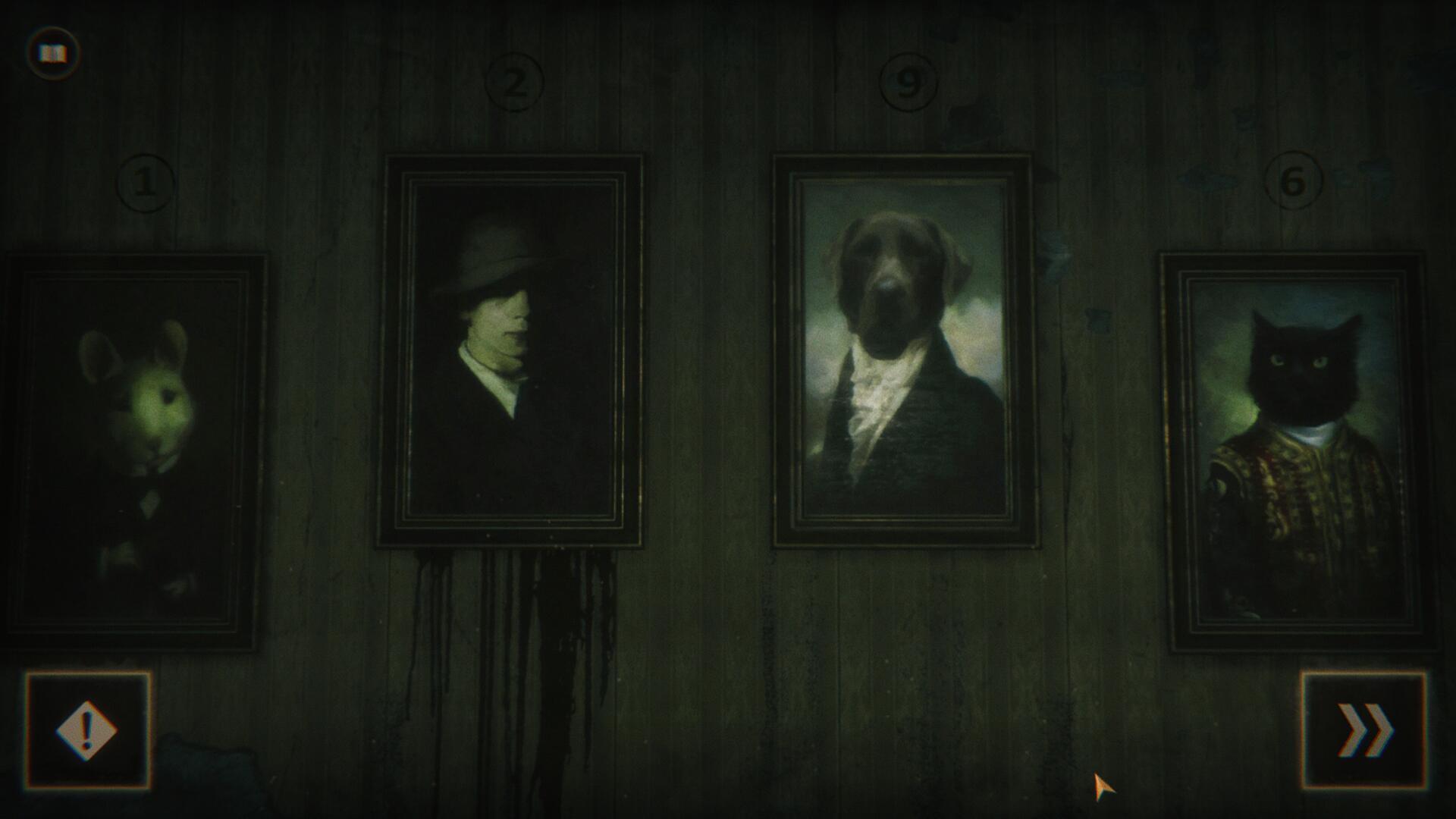 Darkroom游戏攻略 暗室普通难度第一章