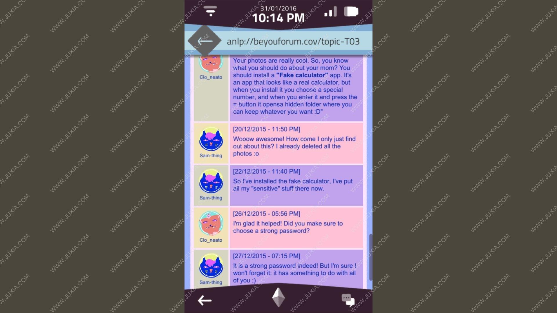 ANormalLostPhone攻略全成就 手机疑云全成就攻略