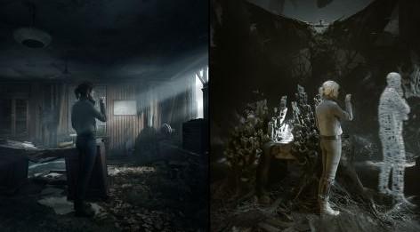 全新恐怖游戏灵媒开启Steam预购 将于今年冬季正式发售