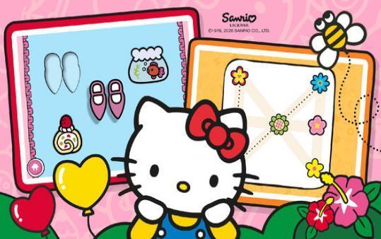 凯蒂猫大侦探截图