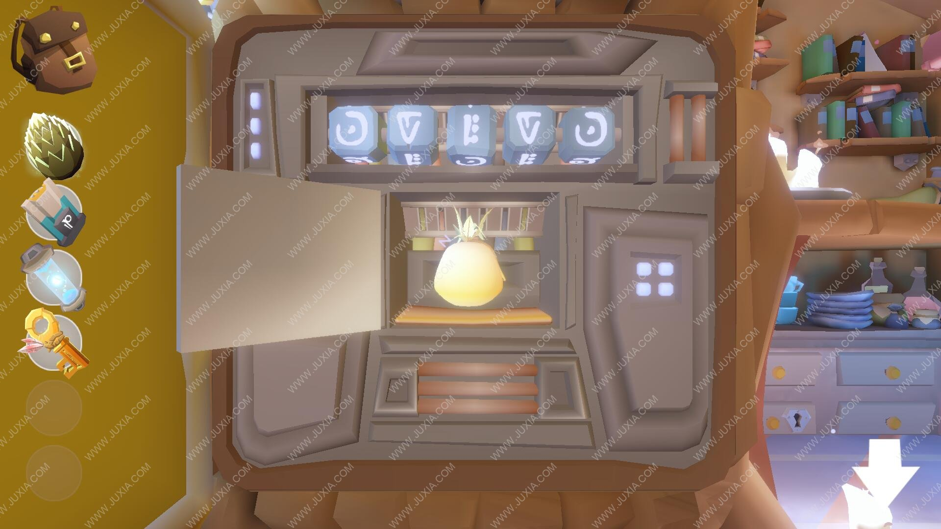 KrystopiaNovasJourney攻略第二章下 氪星新星之旅柜子怎么打开