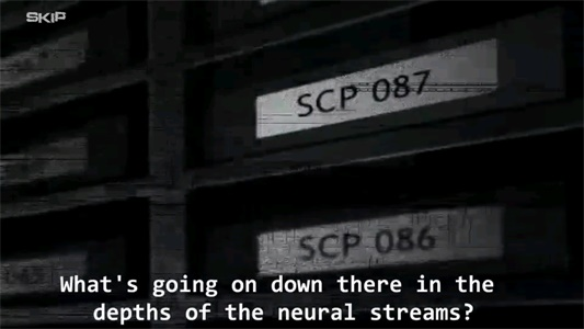 scp087楼梯终点截图