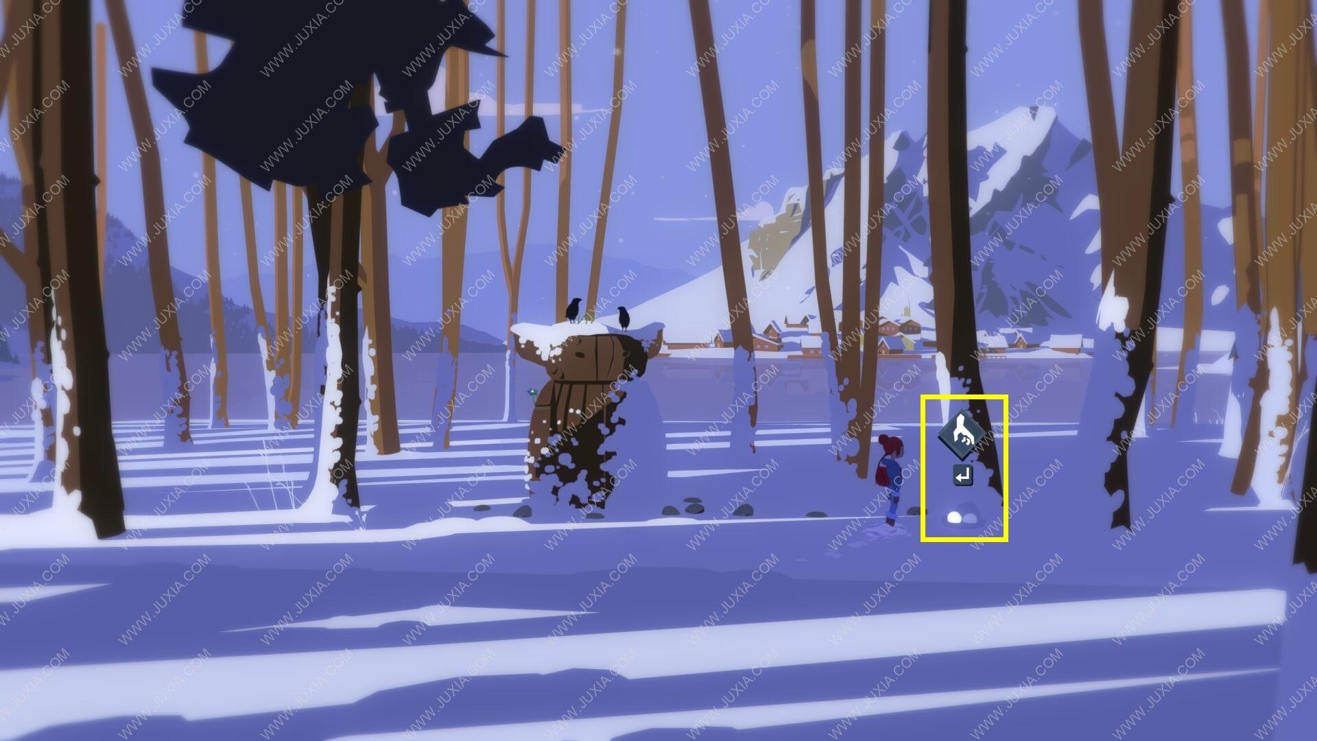 Röki完整攻略 第一章攻略雪橇在哪里