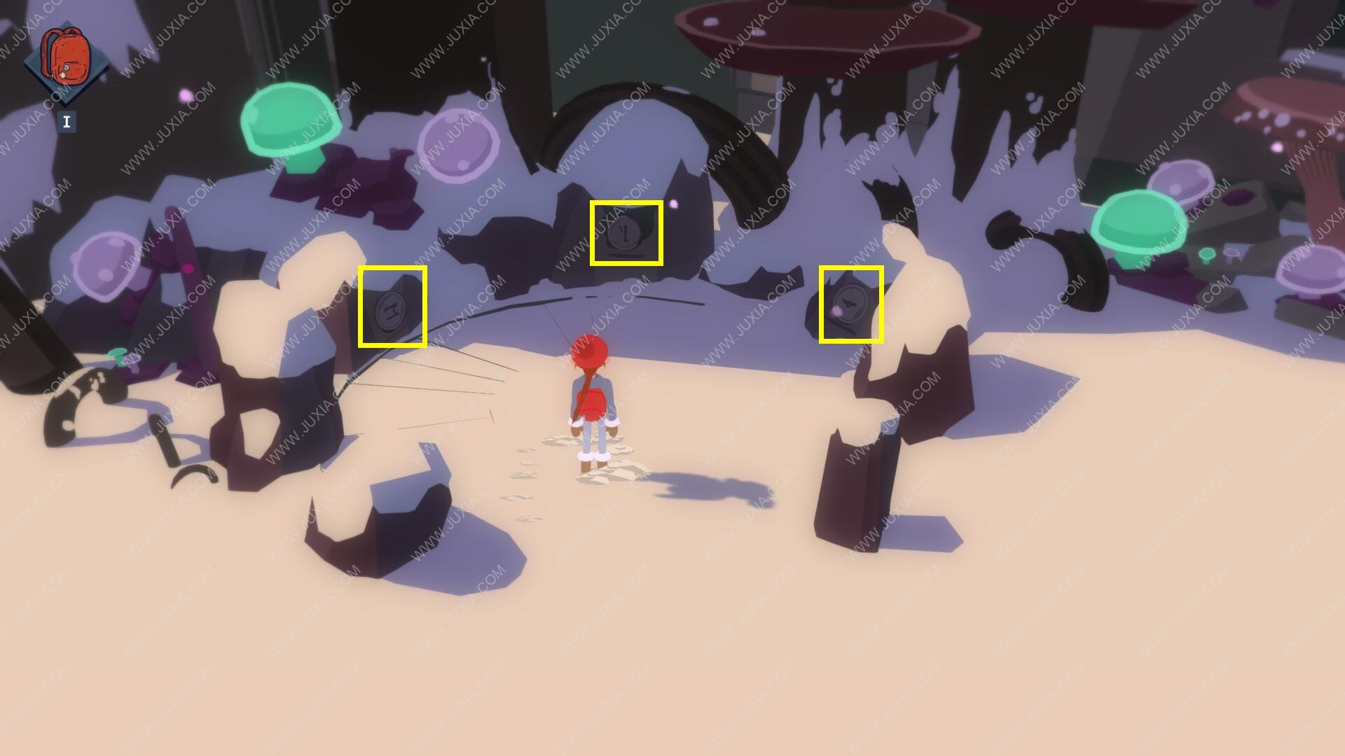 Röki完整攻略 第二章攻略上狼雕像谜题怎么过