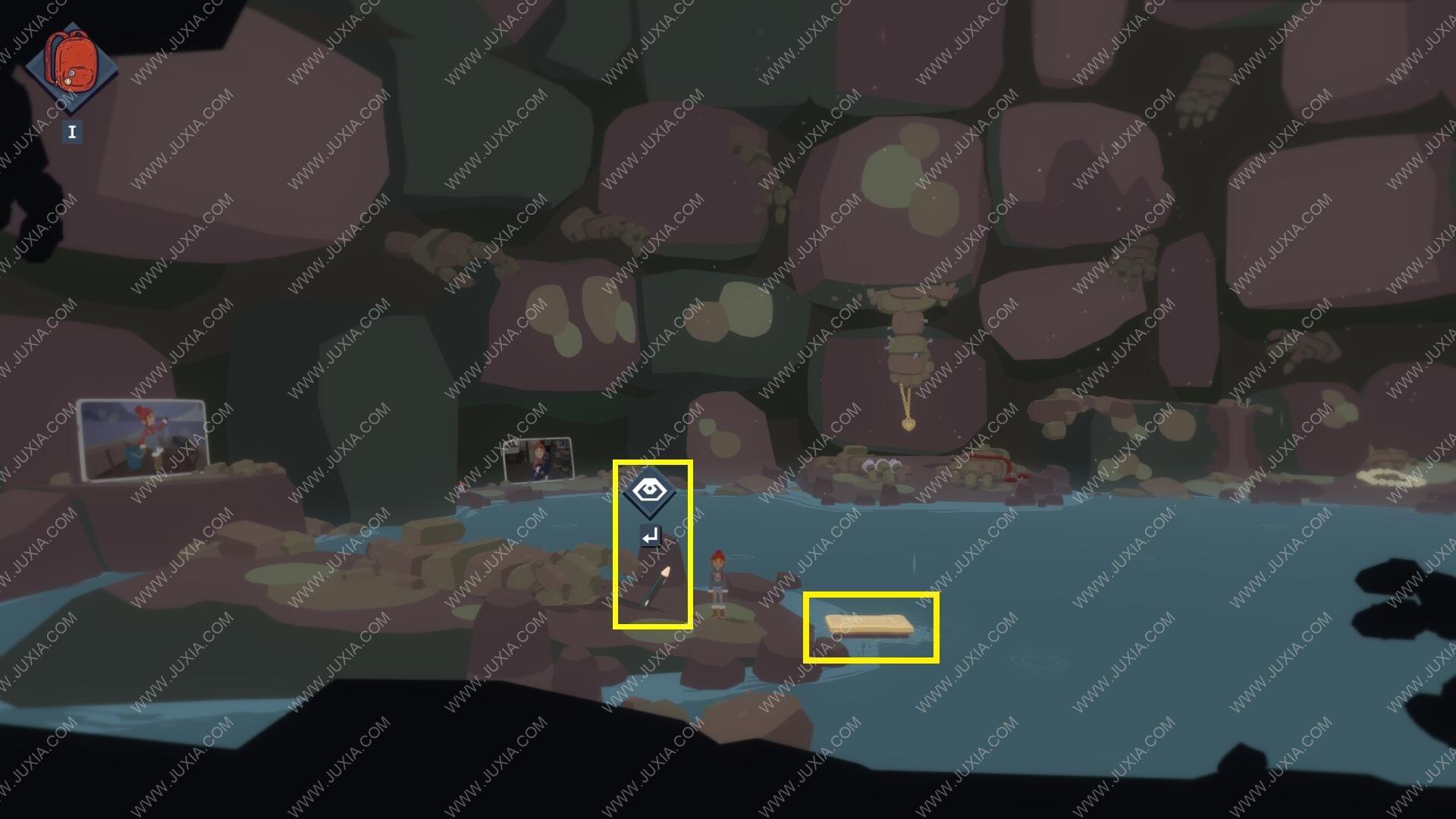 Röki完整攻略 第二章攻略中镜子怎么摆放