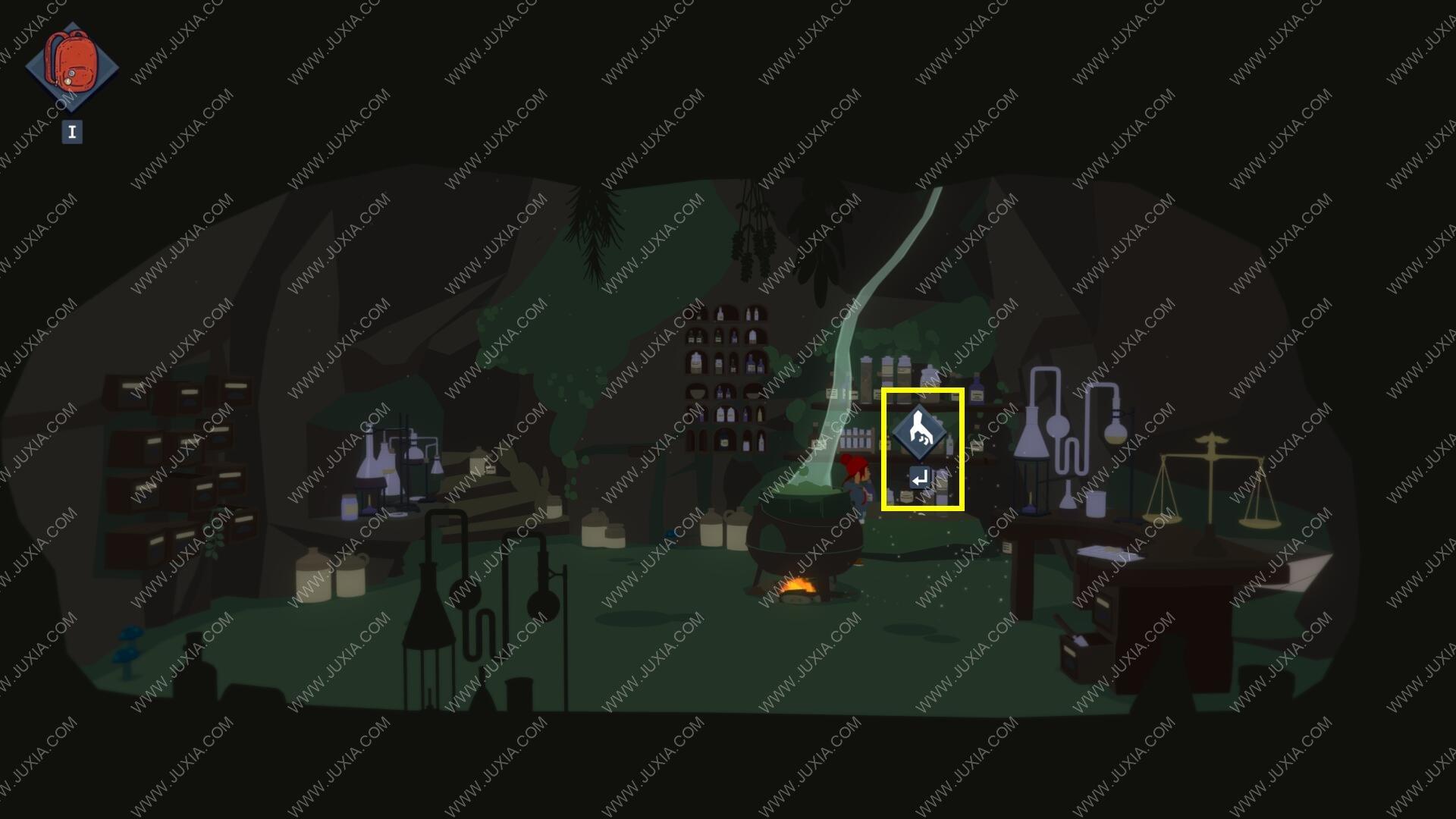 Röki战利品收集攻略 第二章