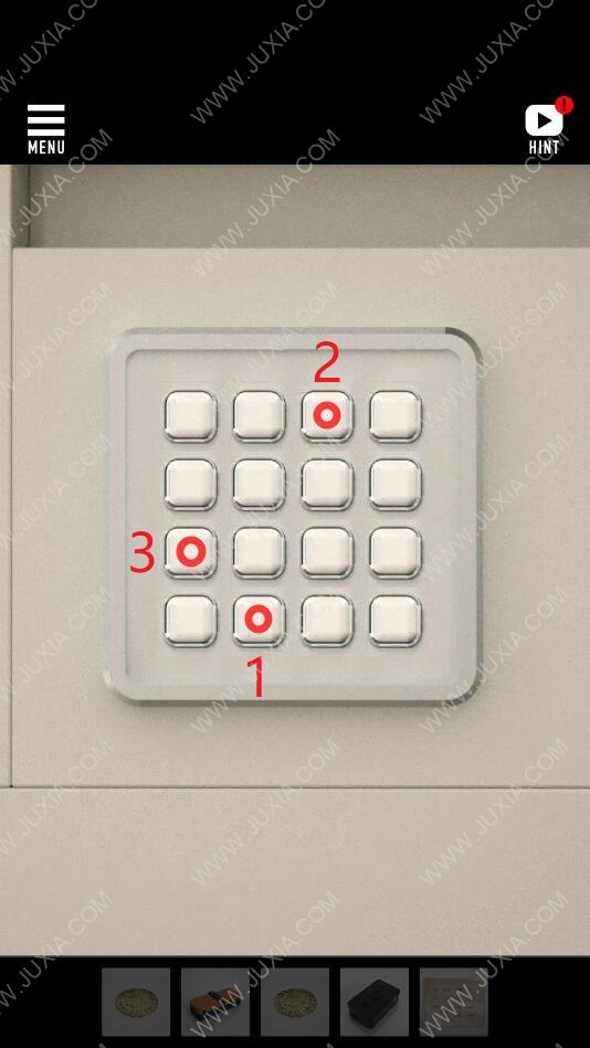 cubicroom2攻略全流程全关卡第一章 立方屋逃脱2攻略第一关螺丝刀怎么得