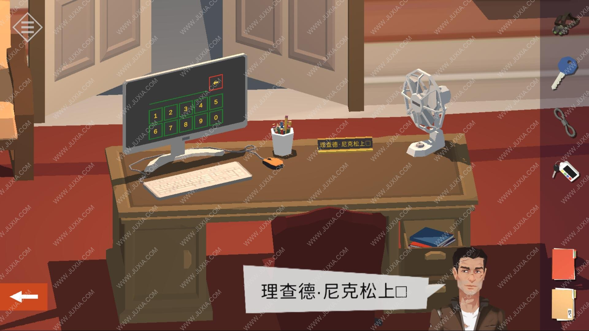 小房间故事攻略第十五章part2中 TinyRoom图文攻略第三季第十五章
