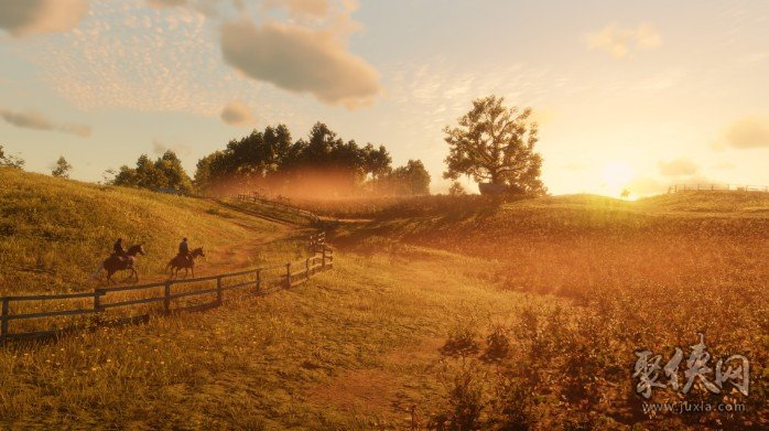 Steam荒野大镖客2大减价平史低 充满西部味道的开放世界