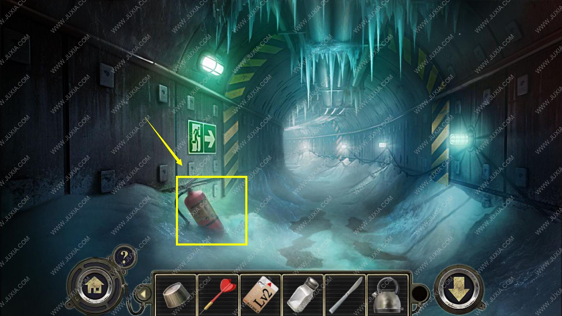 Facility47攻略第一关图文 47号房间攻略第1关钥匙在哪里