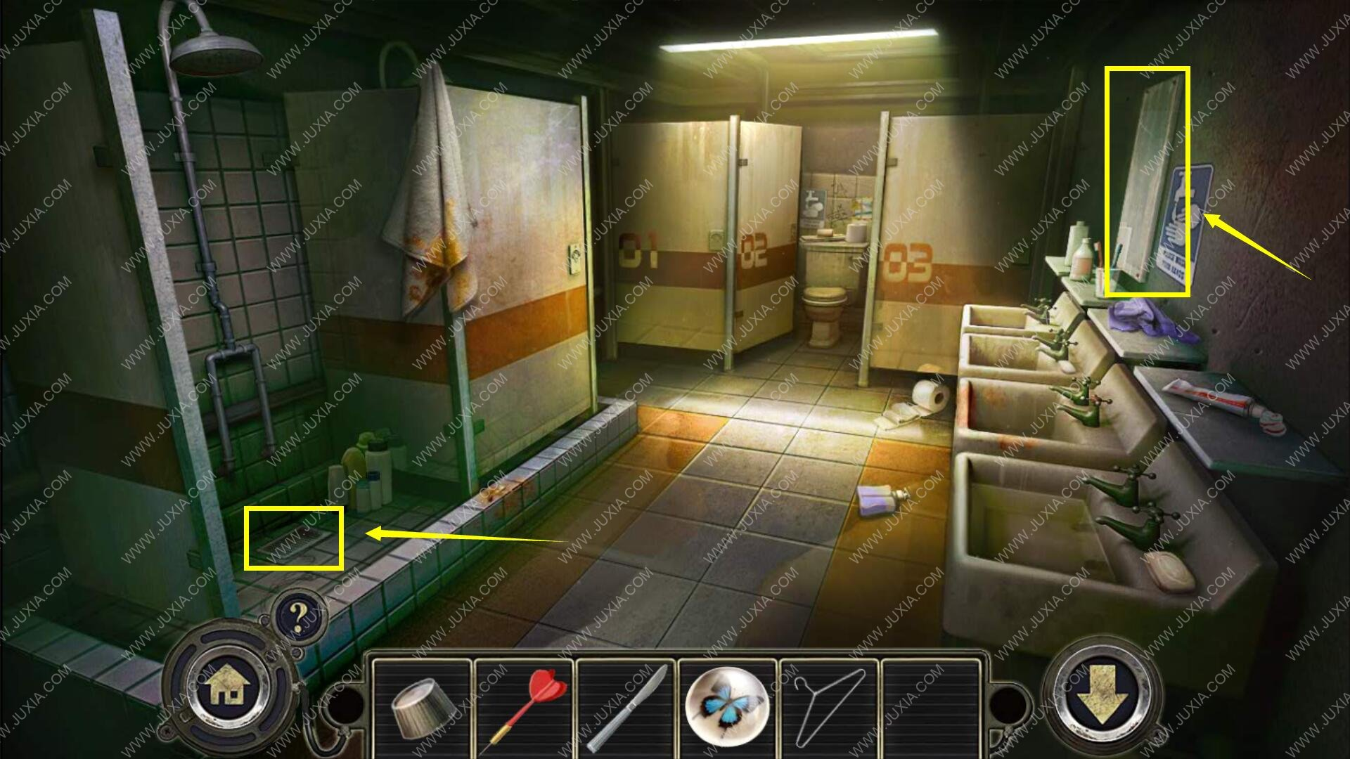 Facility47攻略第二关图文 47号房间攻略第2关电脑密码是多少