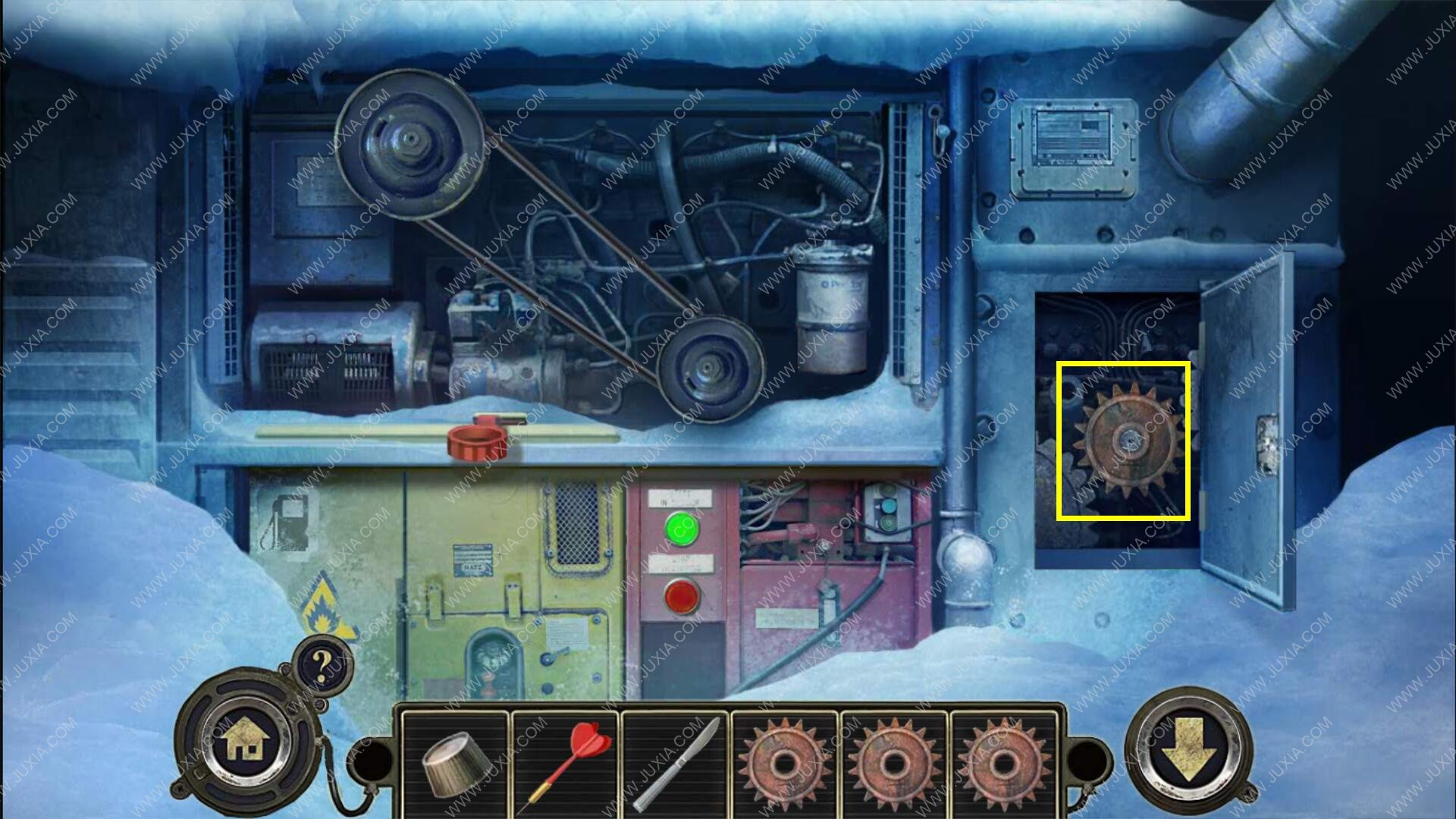 Facility47攻略第三关图文 47号房间攻略第3关储物柜怎么打开