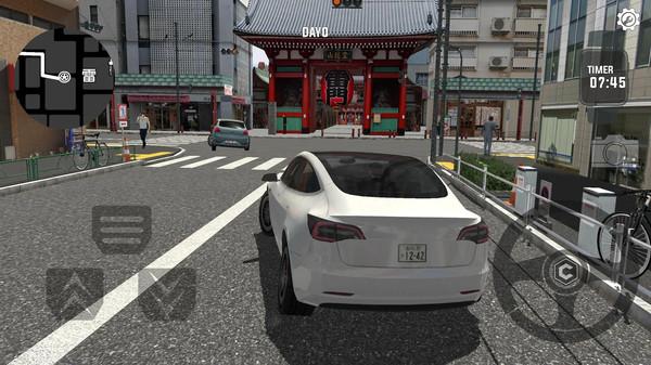 东京驾驶模拟截图