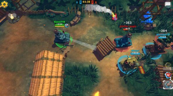 动物园坦克大战截图