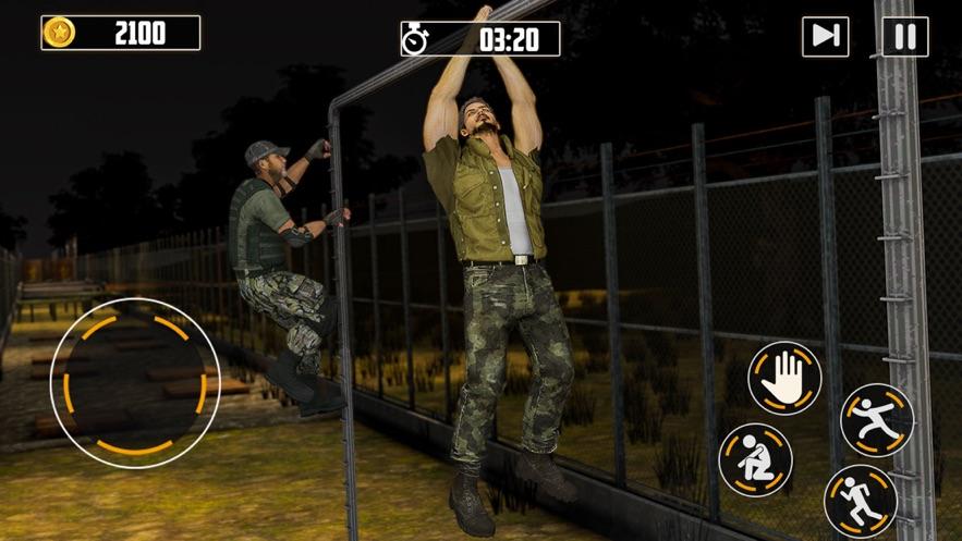 闲美国军队训练基地sim截图