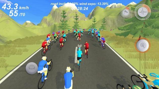 专业自行车模拟截图