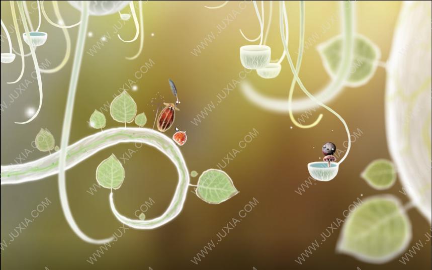 植物精灵攻略图文第3关 Botanicula攻略第三关