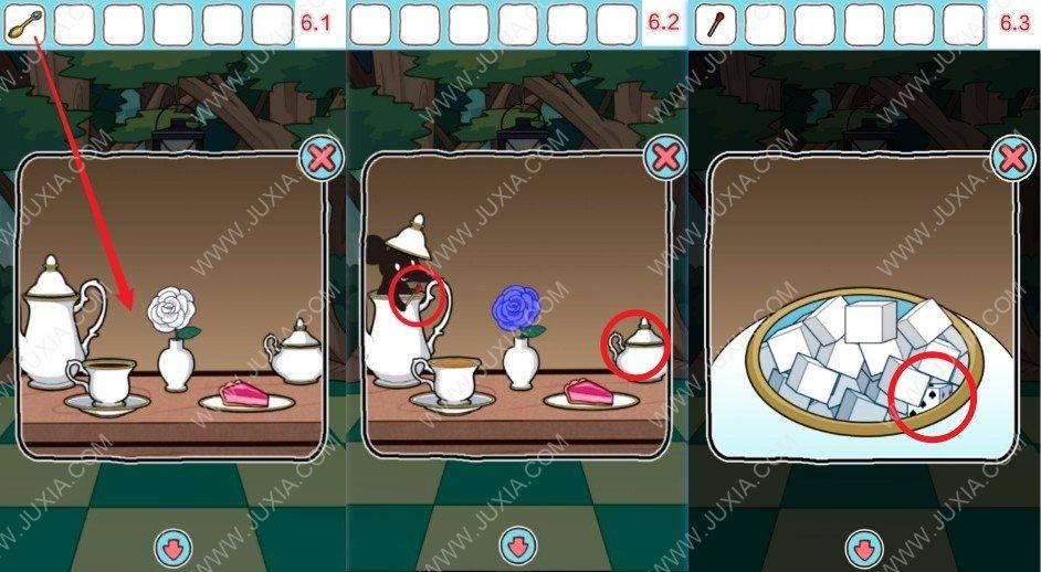 不思议之国的喵丽丝攻略 魔法汤勺玫瑰灯扑克