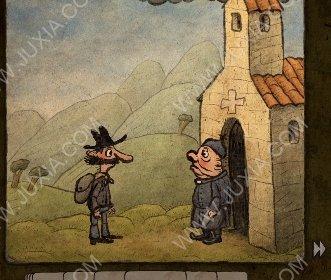 朝圣者游戏攻略第二章 Pilgrims游戏攻略
