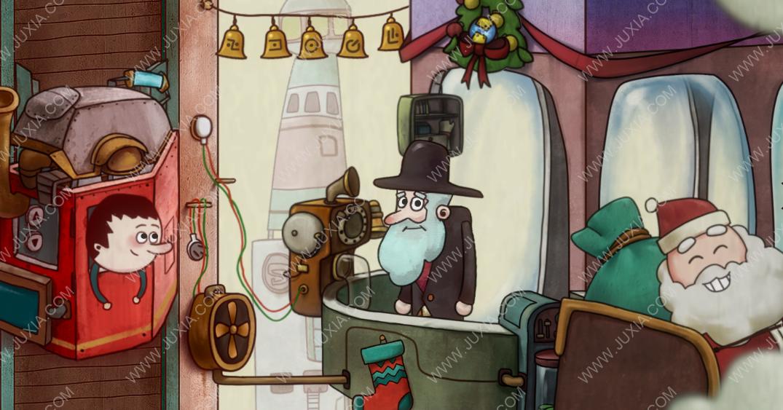 一路游戏攻略 成就圣诞老人攻略