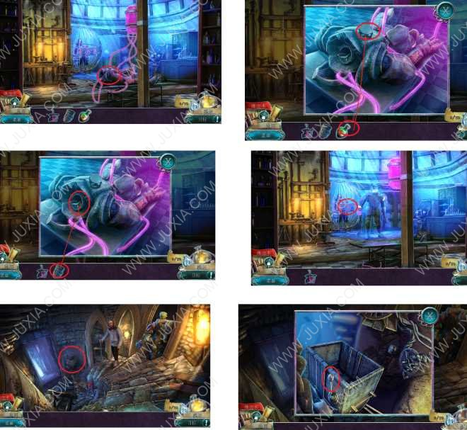 丢失的魔典被盗的王国攻略第十二章 机器人怎么修复