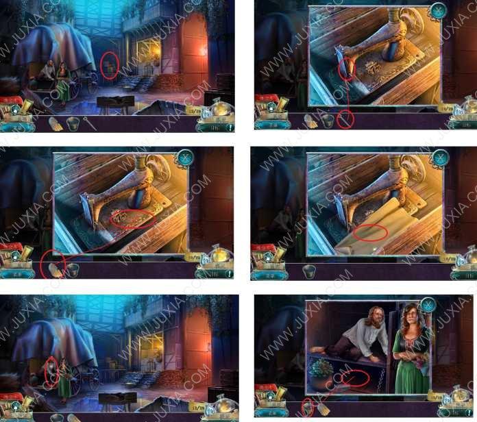 丢失的魔典被盗的王国攻略第十三章 城堡大门怎进入