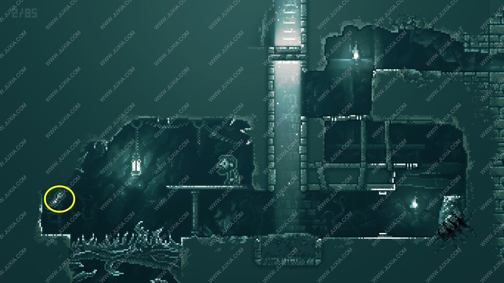 INMOST攻略第二章 极渊游戏攻略怎么勾引怪物