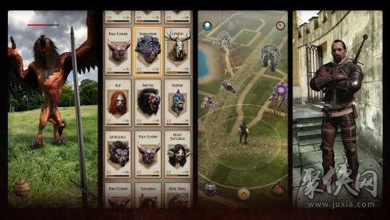 AR游戏巫师怪物杀手公布 玩家在现实中化身猎魔人