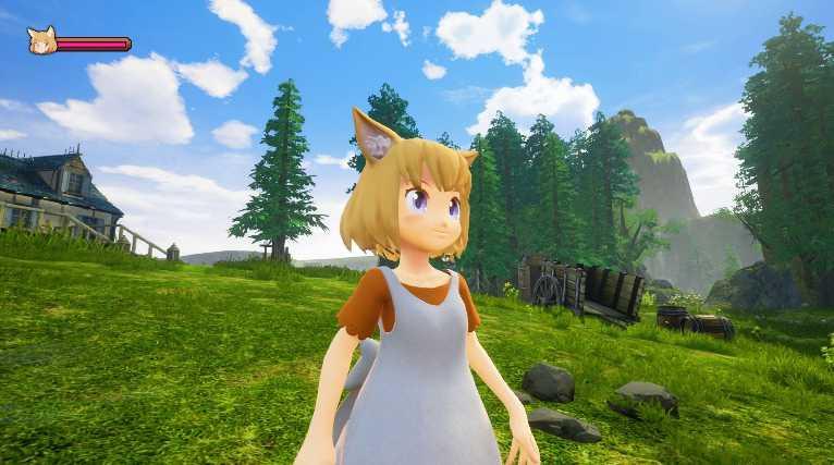 3D冒险节奏游戏 吉拉夫与安妮卡正式公开今日发售