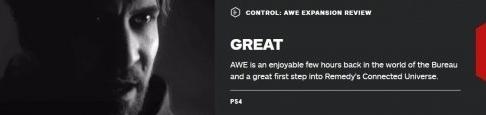 ControlAWE 媒体分出路 8分之作反响不错