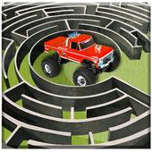 怪物卡车迷宫冒险最新版