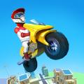 飞天摩托车