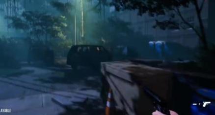 Deathground玩法公布 与恐龙搏斗的生存恐怖游戏