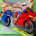 孩子赛车模拟器