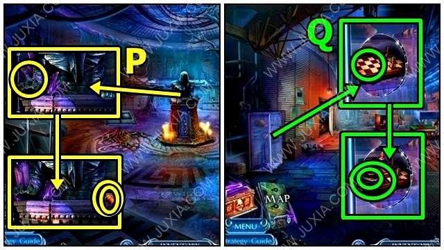 末日迷城魔幻大都会第十七章攻略 密室怎么进入