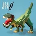 像素侏罗纪恐龙世界