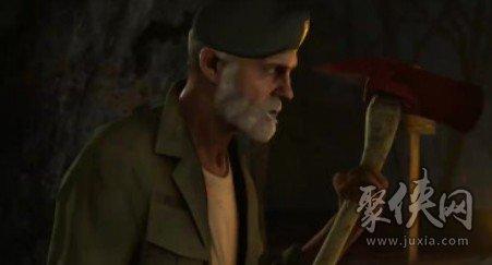 你还想见到那个老男人吗 求生之路2新DLC地图比尔登场