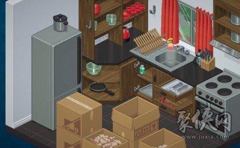 一款全新的禅派益智游戏Unpacking情报正式公布