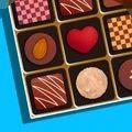 巧克力名人