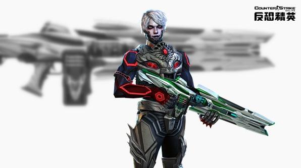 CSOL新武器超凡级机枪上线 NG7成为生化大杀器
