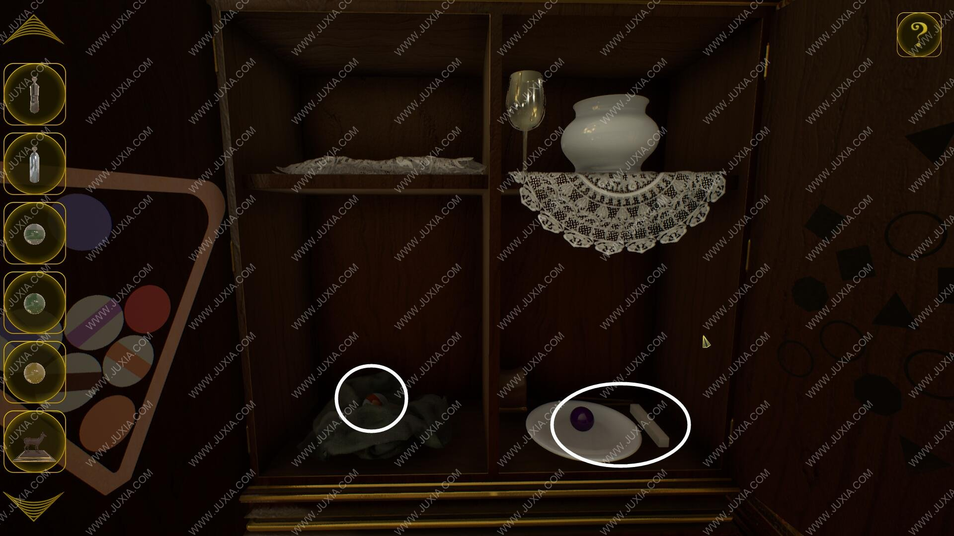 GordianRooms攻略休息室关卡中 Acuriousheritage台球在哪里