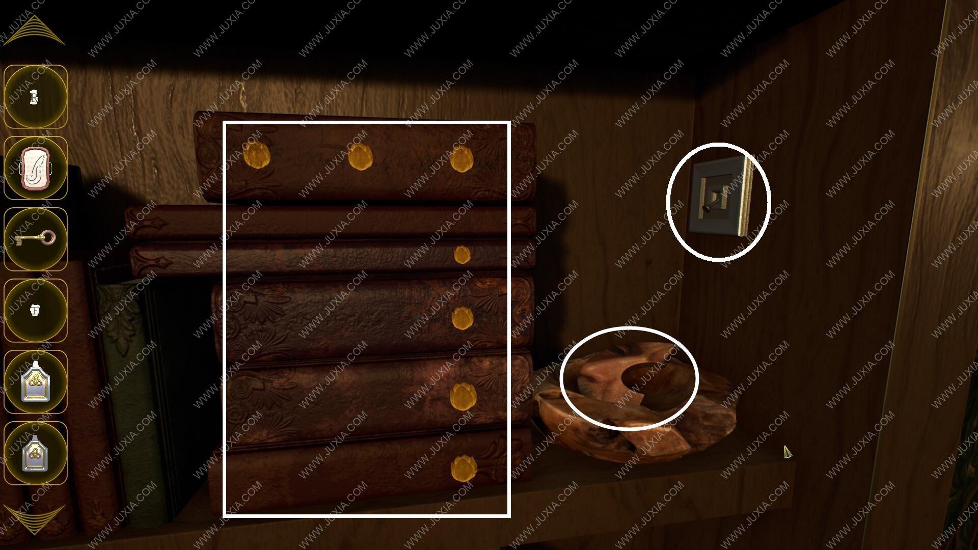 Acuriousheritage攻略书房上 GordianRooms盒子如何找到