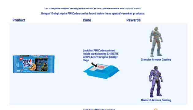 光环无限上线联动商品网站 购买可获取专属DLC