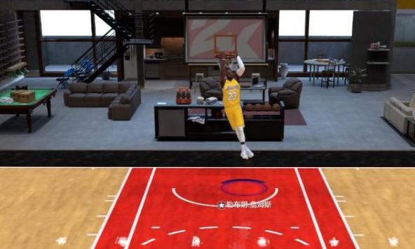 NBA湖人热火谁更好用在2KOL里面 游戏世界中平民和土豪的对决