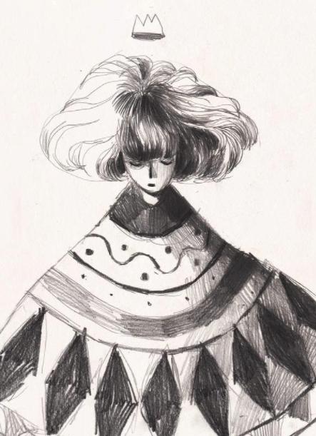 GRIS制作人公布原始概念图 黑白的色调尽显孤寂与悲伤