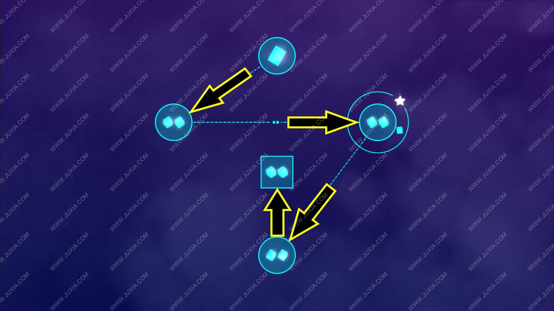 传输Transmission游戏攻略第三大关 Transmission3星通关攻略