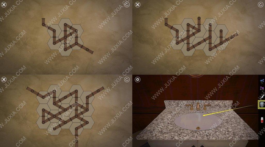 AIDATheBeginningoftheStory攻略房间三 AIDA房间四里面的钥匙怎么找