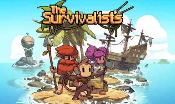 岛屿生存者不完全体验 成为受气的猴子奴隶主