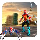 蜘蛛侠机器人战争
