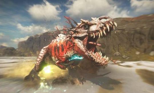 二次灭绝IGN给出7分评价 合作打恐龙玩法相当有趣且刺激